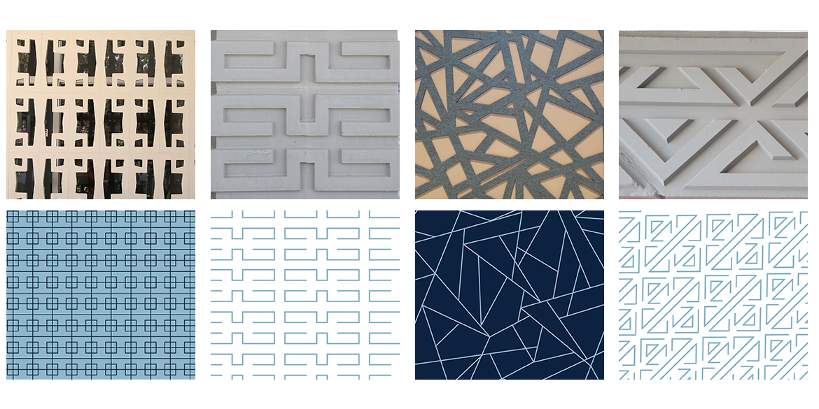 Building patterns